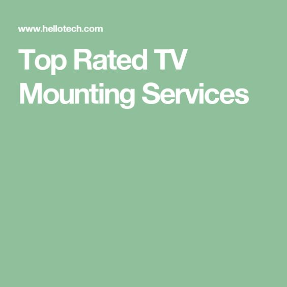 sophisticated Best Rated Tv Wall Mounts Photos - Best idea home ...