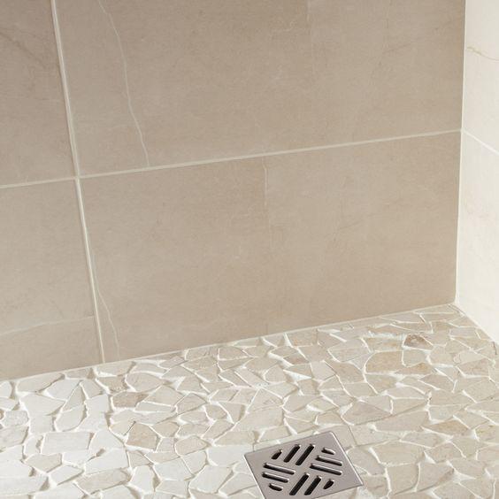 Carrelage mural colys e artens en fa ence beige 30 x 60 for Carrelage salle de bain beige clair