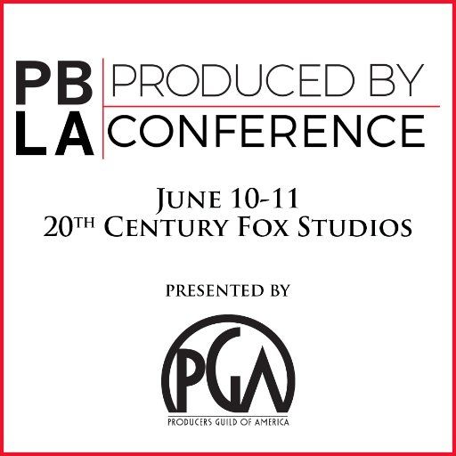 Producers Guild of America's Produced By LA Conference: