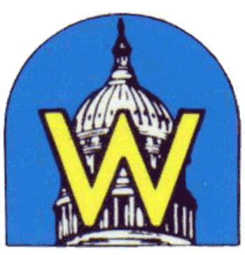 "The Washington Senators baseball team were one of the American League's eight charter franchises. The club was founded in Washington, D.C. in 1901 as the Washington Senators. In 1905 the team changed its official name to the Washington Nationals. The name ""Nationals"" would appear on the uniforms for only two seasons, and would then be replaced with the ""W"" logo for the next 52 years."