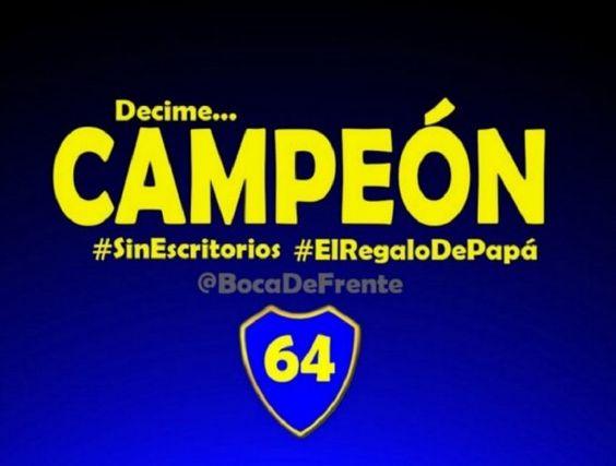 Dedicados a River: los memes del Boca campeón | Boca campeón, Torneo de Primera 2015