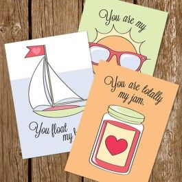 Brickyard Buffalo is carrying these cute Valentines Day prints this week! Illustrations from Slater Lane Paper Company