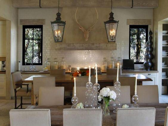 lanterns lights kitchens tables pendant lights tile rustic over the. Black Bedroom Furniture Sets. Home Design Ideas