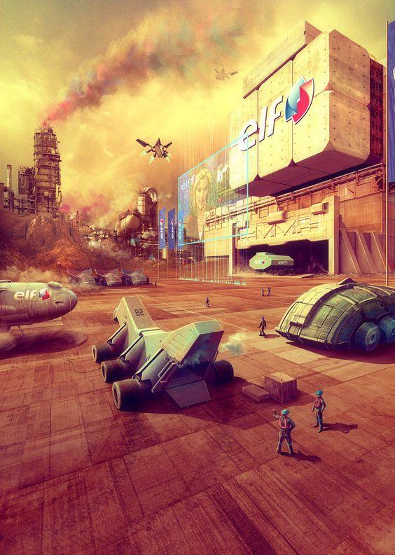 Історія майбутнього людства
