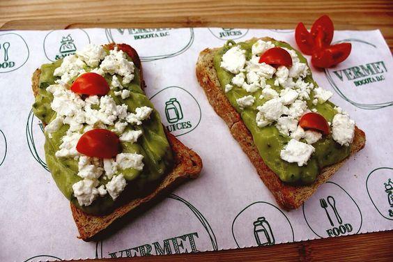 @vermetbogota  Desayuno con aguacate. // Avocado breakfast. | #Food #Comida