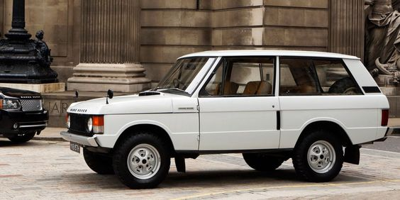 1970 Land Rover Range Rover