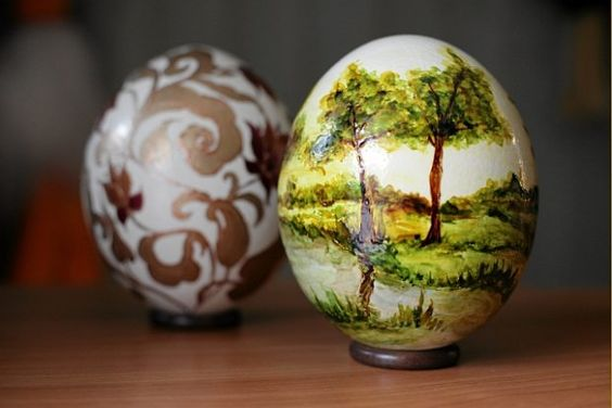 Netlight Collections : Wooden Easter Eggs Poland - multiforme.top