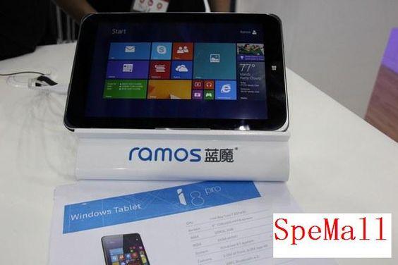 Ramos i8pro Intel Baytrail-T 3740D 22nm Quad Core Tablet PC windows 8.1 OS 8 Inch 1280×800 Capacitive Screen Bluetooth GPS Dual Camera 2GB 32GB http://www.spemall.com/Ramos-i8pro-Intel-Baytrail-T-3740D-22nm-Quad-Core-Tablet-PC-windows-8-1-OS-8-Inch-1280-times-800-Capacitive-Screen-Bluetooth-GPS-Dual-Camera-2GB-32GB_g.html