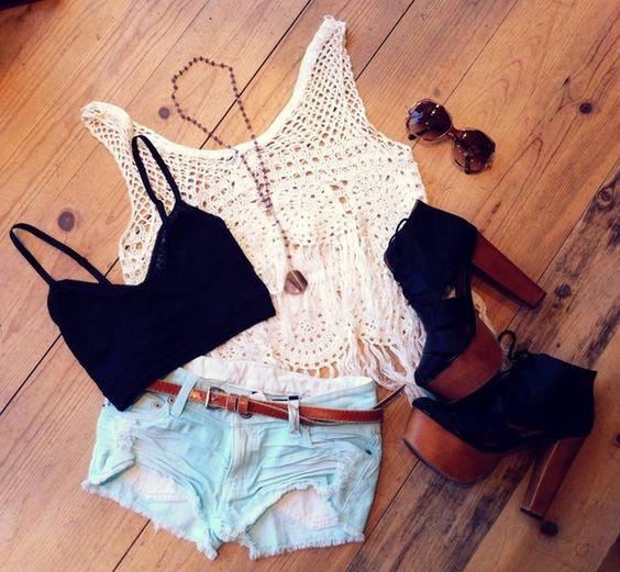 summer fashion <3