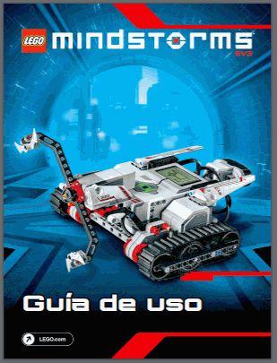 Guía oficial de uso en español de LEGO Mindstorms en PDF