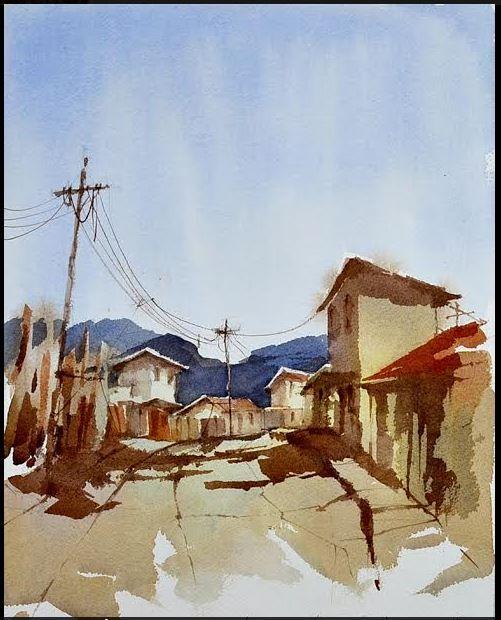 Obra de Adrian Valencino. Costa Rica