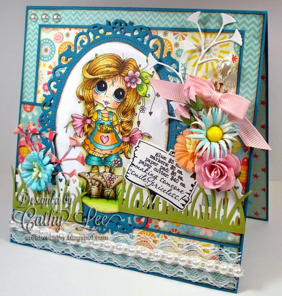 Cathy's Creative Place: My-Besties September DT Project