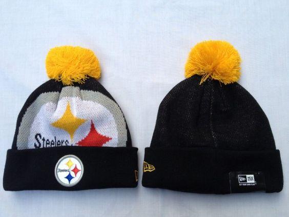NFL Pittsburgh Steelers Beanies