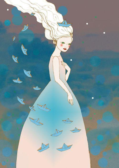Irena Sophia, Paper Dreams