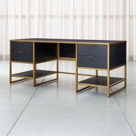31 Best Online Furniture Stores To Bookmark Now In 2020 Modern Home Office Desk Home Office Furniture Cheap Office Furniture