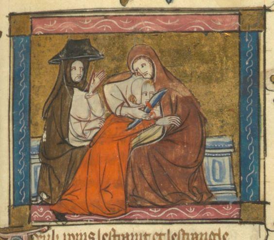Roman de la rose Date d'édition : 1300-1340 Type : manuscrit Langue :Français