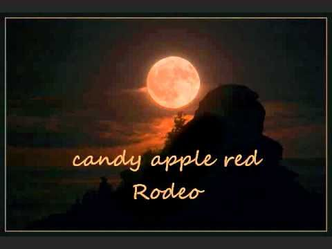 """Collin Ray - Little Red Rodeo -- """"Maybe I was straddling the fence just like she said. It took her leaving just to get it through my head"""" ❤ I'll always remember this."""