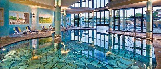 Hotel All\'Alba, Piscine termali, SPA - Thermae Abano Montegrotto Hot ...
