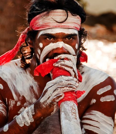 Didgeridoo Song Photo by Roberto Portolese — National Geographic Your Shot