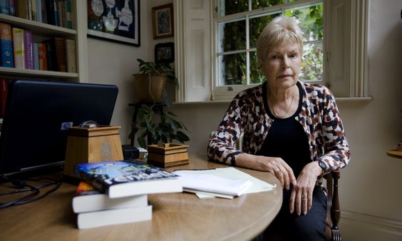 Ruth Rendell (who sometimes wrote as Barbara Vine)