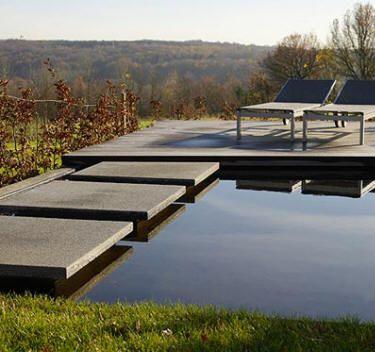 Dalle beton Site web : Pierre et sol