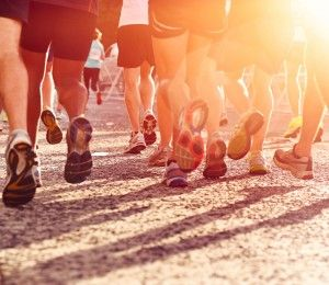 Choose your own adventure. This schedule allows half marathon hungry runners to train anywhere from three to six days per week.