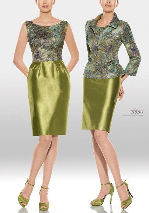 Vestido de madrina de Teresa Ripoll modelo 3334 by Teresa Ripoll | Boutique Clara. Tu tienda de vestidos de fiesta.