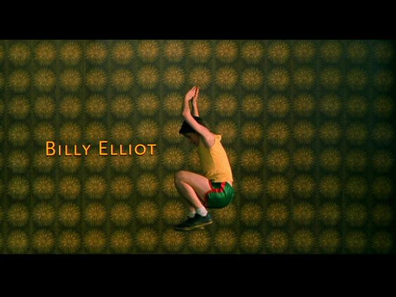 Favorite movie of all time: Billy Elliot