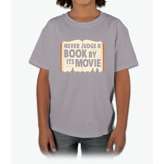 A Book By Its Movie Bee Movie Young T-Shirt