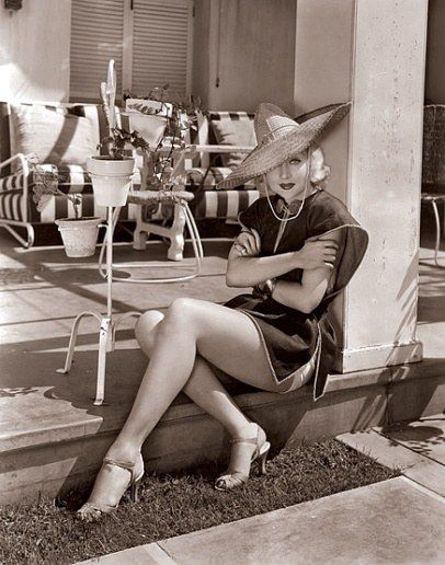 Hollywood At Home: Carole Lombard Photos | Architectural Digest