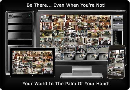 Business Security Camera System
