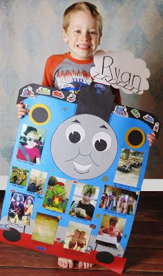 Craft With Kristi Star of the Week Poster Thomas the Train ...
