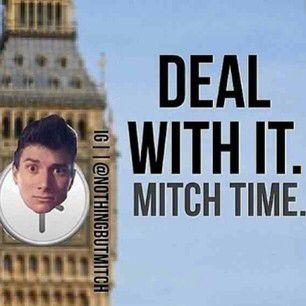 #Mitchtime