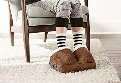 Warming Foot Massager Cozy Gift Cozy Feet Foot Massage