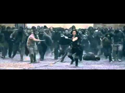 ▶ Resident Evil Afterlife the outsider a perfect circle - YouTube