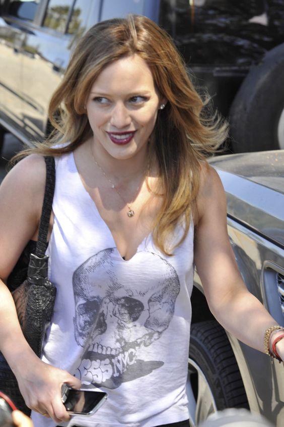Cruces, calaveras y tachuelas. El rock nos acecha: Hilary Duff