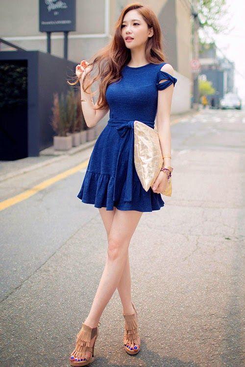Vestidos casuales mas bonitos