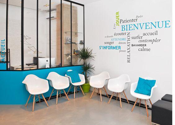 la salle d 39 attente deco pinterest appareils dentaires et d co. Black Bedroom Furniture Sets. Home Design Ideas