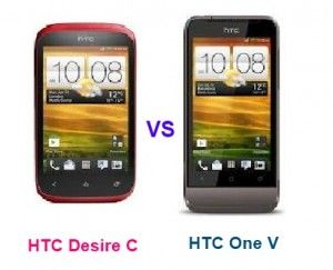 The HTC Desire C vs HTC One V are two amazing smartphones of the company having rich specifications in every department. Find out more on their comparison.