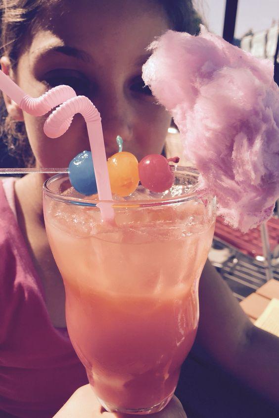 PINK drink East Side Marios