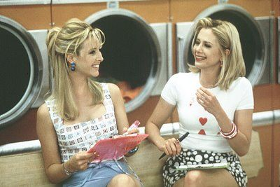 Romy and Michelle <3