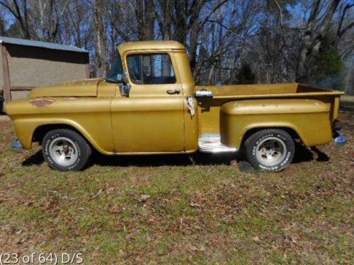 1959 Chevrolet Apache Pickup Truck Liquidation 6 500 Old 1950 S