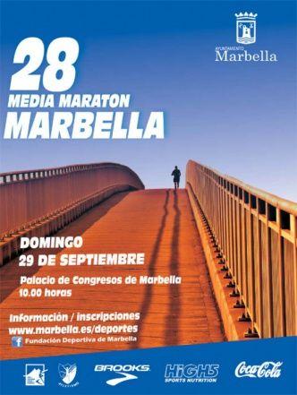 28ª Media Maratón Ciudad de Marbella