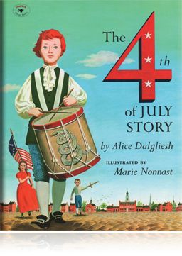 What happened on the Fourth of July long before there were fireworks and parades? Alice Dalgliesh takes young readers back to revolutionary times, back to the colonists' desire for freedom and the creation of the Declaration of Independence.