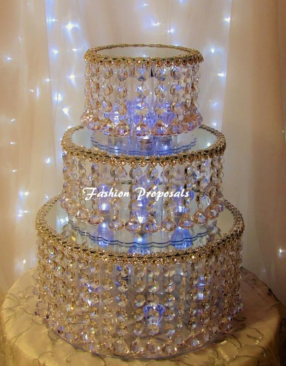 Hey, I found this really awesome Etsy listing at https://www.etsy.com/listing/182810418/wedding-3-tiers-cake-stand-wedding