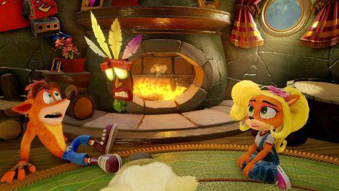 Classic Games Lovingly Reimagined In Crash Bandicoot N Sane Trilogy Crash Bandicoot Crash Team Racing Crash Bandicoot Xbox One
