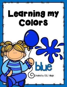 COLORS: COLOR OF THE WEEK: COLOR ACTIVITIES: PRINT AND GO ACTIVITIES: KINDERGARTEN: PRE K: PRESCHOOL: BLUE: BLUE ACTIVITIES: COLOR BLUEIt is very important to understand the process of learning when teaching abstract concept like colors.  One of the best ways to help students when mastering their colors is through the use of examples and of course, a lot of repetition.This set has been designed to help your pre-school students when learning their colors and to have fun during the process.It…