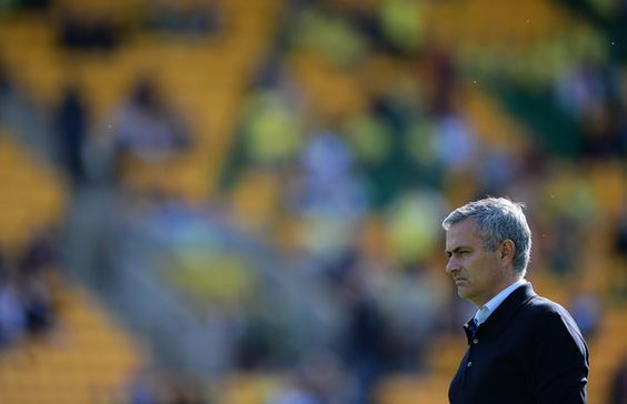 Jose Mourinho - Norwich City v Chelsea - Premier League