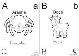 Resultado de imagem para pequenos textos para alfabetização com todas as letras do alfabeto