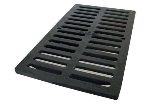 Nds 864gmtl 5 Pro Series Channel Drain Kit Galvanized Metal Grate Galvanized Metal Ductile Iron Driveway Drain